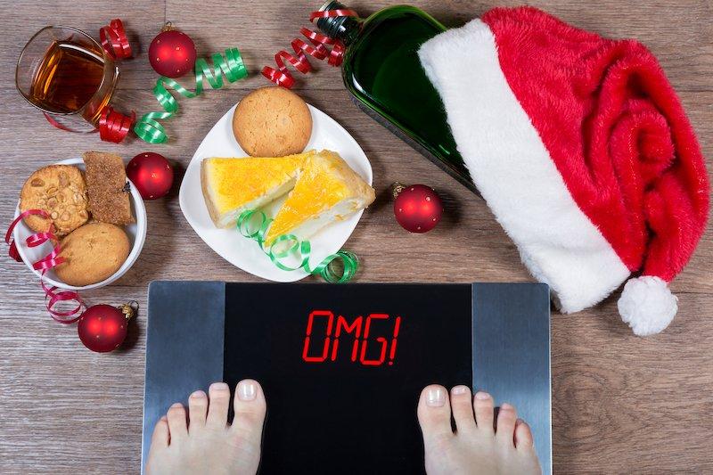 Comment maintenir sa ligne pendant les fêtes sans se priver ?